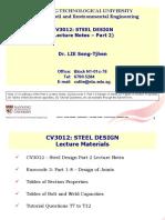 CV3012 EC3 Column Axial Bending Moment Xx1