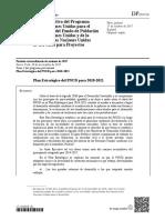 Plan Estratégico PNUD 2018-2021