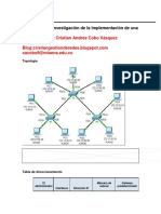 Packet Tracer 6 Vlans Resuelto