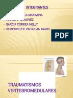 313977425-Traumatismo-Vertebro-Medular.pptx