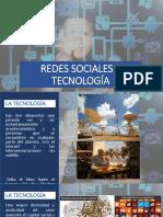 Redes Sociales y Tecnología