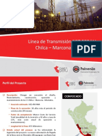 PRESENTACIÓN LT Chilca-Marcona-Caraveli Parte 2