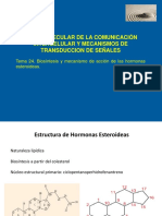 Hormonas Esteroideas II