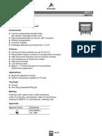 Philips BV-29 - Service Manual