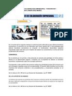 Contratos de Colaboracion Empresarial Consorcios