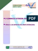 Modulo 2 - Comercio Exterior II