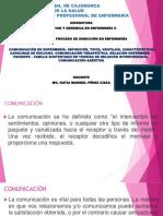CLASE II-2 GESTION Y GERENCIA ENFERMERÍA II 2019.pptx