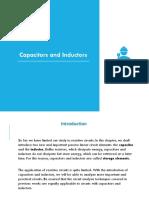 DC CIRCUITS - Capacitors and Inductors