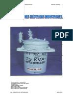 Instalaciones Electricas Industriales. m