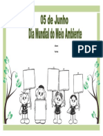 Atividade - 2ºano - Meio Ambiente4