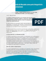 DEFINICION Y CARACTERISTICAS DE LA CULTURA ORGANIZACIONAL (ACTUALIZADO) - 1.pdf