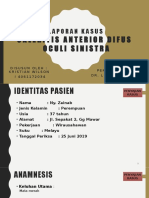 LAPORAN KASUS - Kristian Wilson - I4061172034 - Skleritis