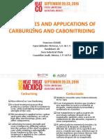 GUANI Carburizing  carbonitriding