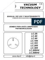Manual Dvp Lc 60