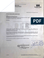 Informe tecnico de la Municipalidad de Pueblo Libre sobre caida de techo del Museo Nacional de Arqueología, Antropología e Historia del Perú-MNAAHP