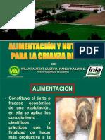 Alimentacion y nutricion de cuyes 2010.ppt