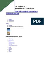 Características completas y especificaciones técnicas Alcatel Tetra.docx