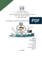 Concepción y Componentes del Espíritu Emprendedor