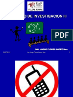 Proyectos de Investigacion II - Jfl Clase 1