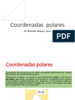 Clase 1 Coordenadas Polares