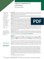 Arsland, 2010; Estudio Multicentrico Mil Pacientes