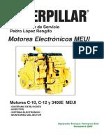 motor con control electrónico