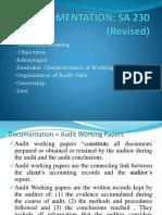 Documentation SA 230 R
