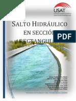 Salto Hidráulico en seccion rectangular.docx