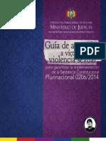 Norma Guia de Atencion a Victimas de Violencia Sexual