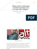 How AltNews Tried to Whitewash Crimes of Zahid and Aslam Who Killed a 3-Year-old in Aligarh