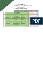 Programme - IASCE 2019 Workshop