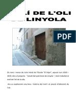 Molí Oli Linyola