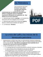 La Venezuela Petrolera 2019