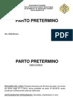 SEMINARIO PRETERMINO 2