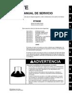Rt600e Sm Ctrl089-01 Spanish