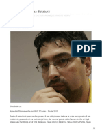 Dilemaveche.ro-despre Următoarea Dictatură