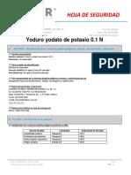 MSDS YODURO YODATO DE POTASIO 0.1 N.pdf