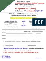 Food Order Form3 9-1-19