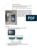 Interfaz Hombre Máquina Delta DOP