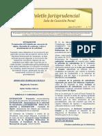 Boletín Informativo N°11 del 28 de junio de 2019
