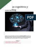 Sistemas Cognitivos y Marketing
