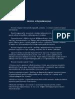 Rolul Asistentei Medicale in Recoltarea