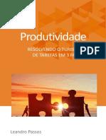 Bonus Produtividade - Resolvendo o Turbilhao