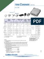 Combiners Dg03 130 Splitter