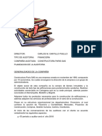 Informacion Para Preparar Un Memorando de Planeacion I-P2019