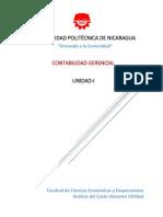 Unidad-I; Análisis CVU
