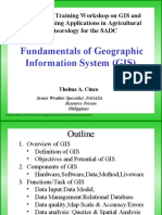 Fundamentals of GIS_Seminar