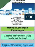 Deodorant Dan Antiprespiran