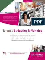 Talentia Budgeting Planning ESP