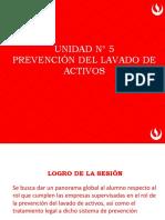 Clase 5 Prevencion de Lavado de Activos
